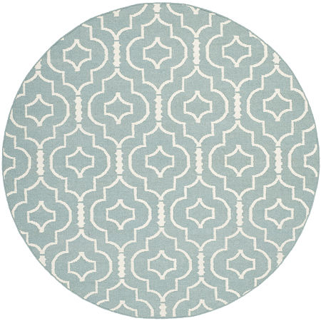 Safavieh Kelia Geometric Rug, One Size , Blue at RugsBySize.com