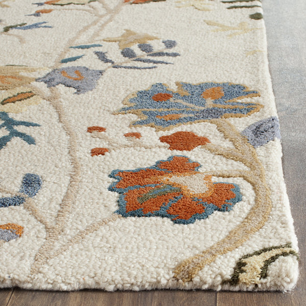 Safavieh Slater Hand Tufted Cut Loop Pile Area Rug