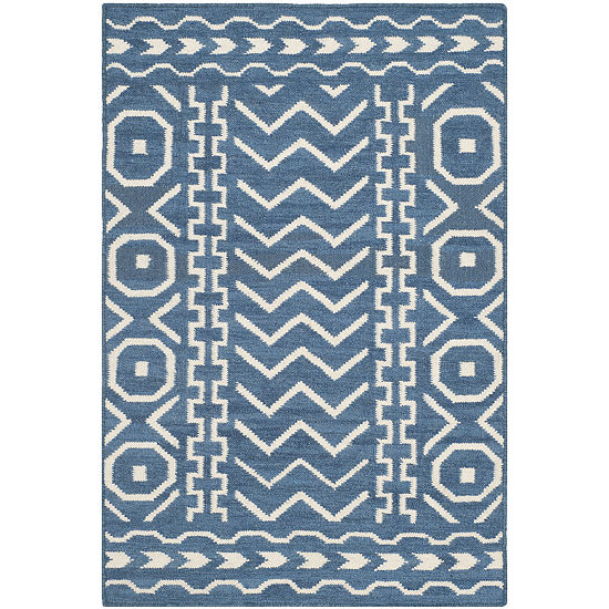 Safavieh Leann Hand Woven Flat Weave Area Rug