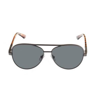 Dockers Full Frame Aviator UV Protection Sunglasses-Mens