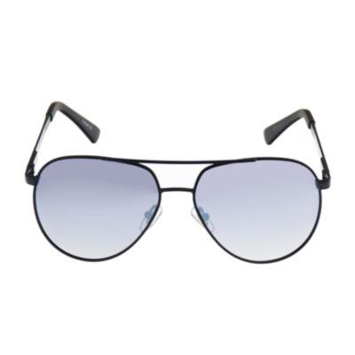 Dockers Full Frame Aviator Polarized UV Protection Sunglasses-Mens