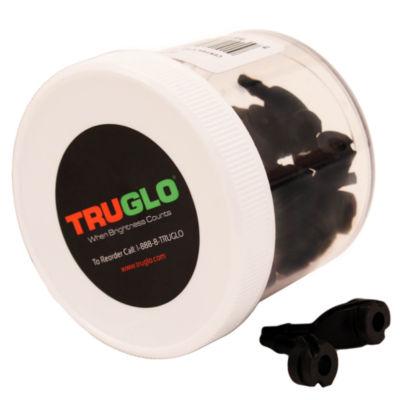 Truglo Centra Peep Xtreme Peep 1/16 No Tube- 50 Pack