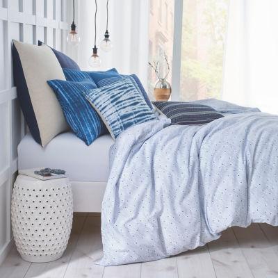 Under The Canopy Shibori Chic Comforter Set