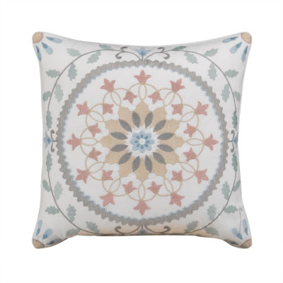 Dena Home Sophia 16IN Square Throw Pillow