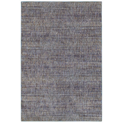 Covington Home Avante Amethyst Rectangular Indoor Accent Rug