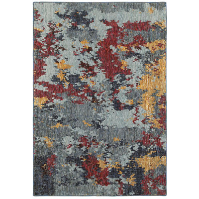 Covington Home Ember Vistoso Rectangular Rugs