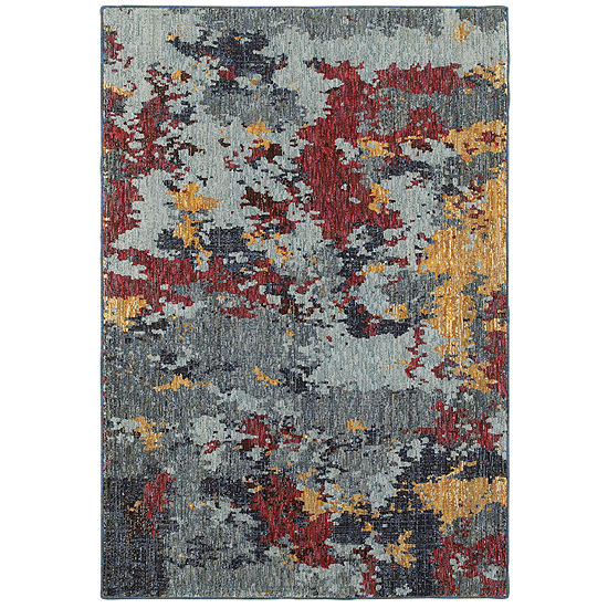 Covington Home Ember Vistoso Rectangular Indoor Rugs