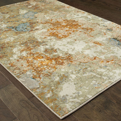 Covington Home Ember Dorado Rectangular Rugs