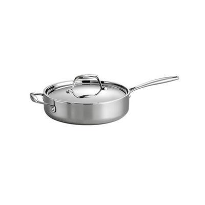 Gourmet 3-qt. Triply Deep Satue Pan