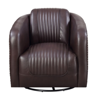 Picket House Furnishings Lex Swivel Accent Chair