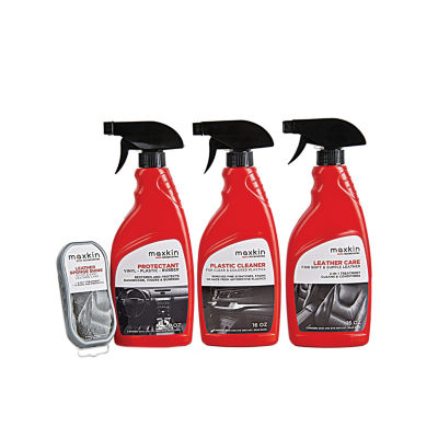 Maxkin Interior Car Wash Kits