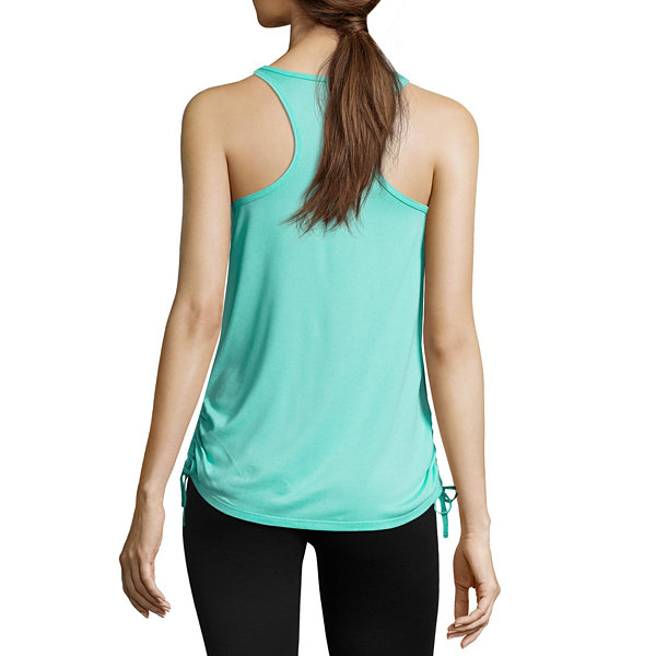 Xersion Studio Side Ruched Tank