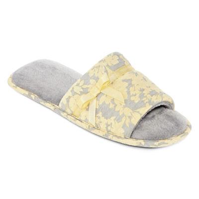 Liz Claiborne Slip-On Slippers
