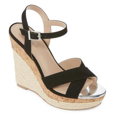 Style Charles Annex Womens Wedge Sandals