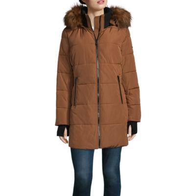 Novelti Heavyweight Hooded Puffer Jacket