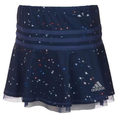 adidas Knit Skorts - Toddler Girls