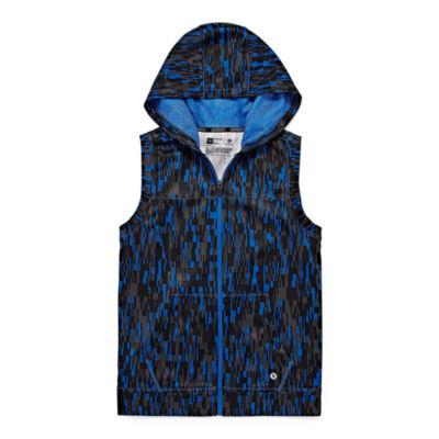 Xersion Poly Fleece Vest Boys