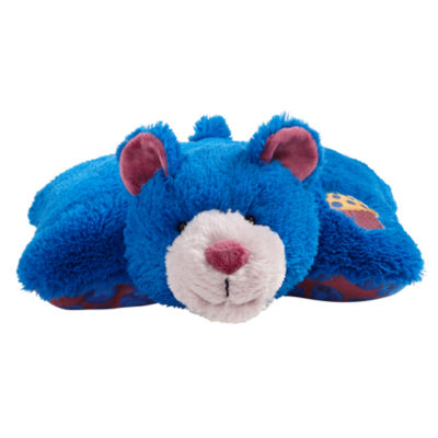 "Pillow Pet 16"" Sweet Scented Blueberry Muffin Bear"