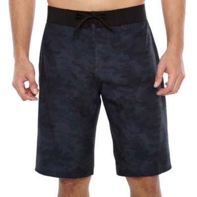 Burnside Camouflage Board Shorts