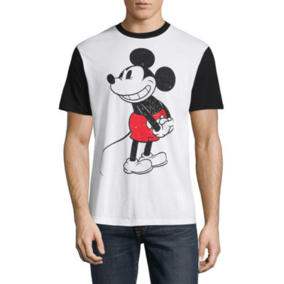 Mickey Mouse Bashful Graphic Tee