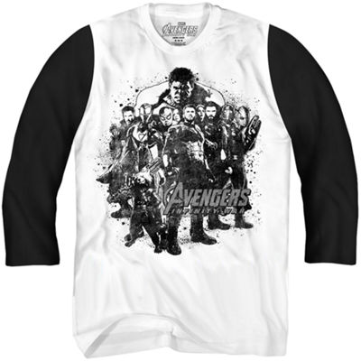 Avengers True Grit Graphic Tee