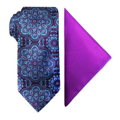 Steve Harvey Medallion Tie