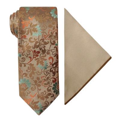 Steve Harvey Floral Tie