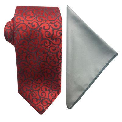 Steve Harvey Scroll Tie