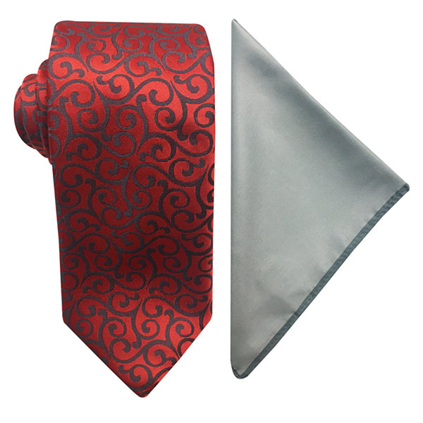 Steve Harvey Scroll Tie