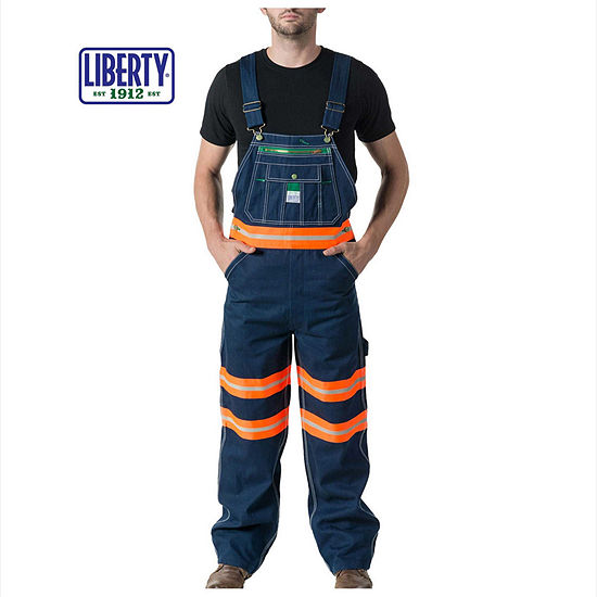 Walls  Liberty Bib with Hi-Vis Tape