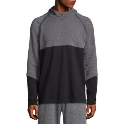 Msx By Michael Strahan Long Sleeve Fleece Hoodie
