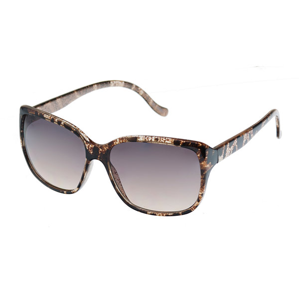 Riviera Full Frame Square UV Protection Sunglasses-Womens