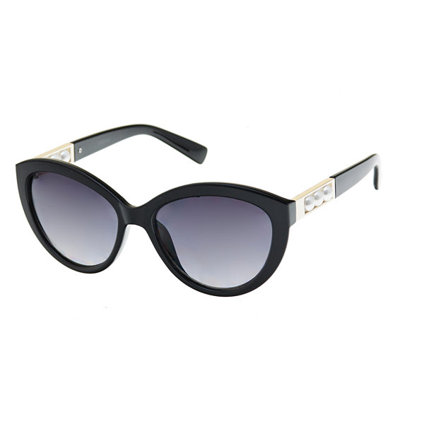 Riviera Full Frame Cat Eye UV Protection Sunglasses-Womens