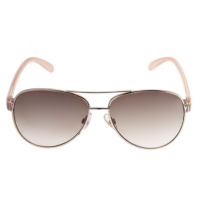 Riviera Full Frame Aviator UV Protection Sunglasses-Womens