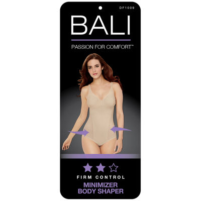 Bali Passion For Comfort Minimizer Firm Control Body Shaper - Df1009