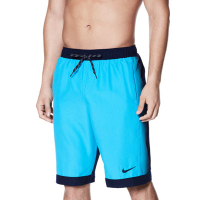 """Nike Ombre Swim Racer 11"""" Volley Shorts"""