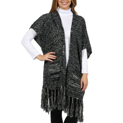 24/7 Comfort Apparel Aspen Cardigan Maternity Shrug