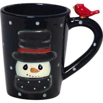 """Precious Moments  """"Snow Much Fun"""" Snowman  Mug Ceramic  #171472"""