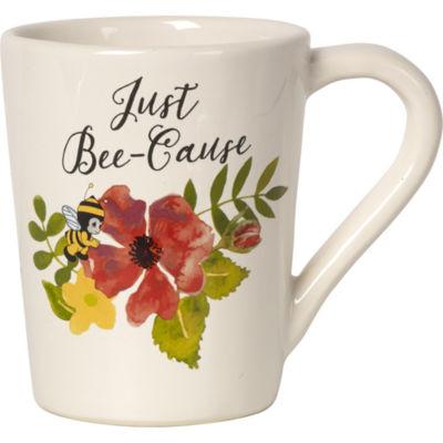 "Precious Moments  ""Just Bee-Cause""  Ceramic Mug  #171498"