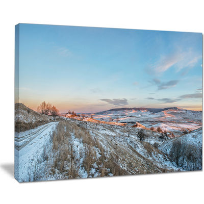 Designart Stavropol Region North Caucasus Canvas Art