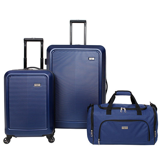 Dockers Oceanside 3-Pc Hardside Luggage Set