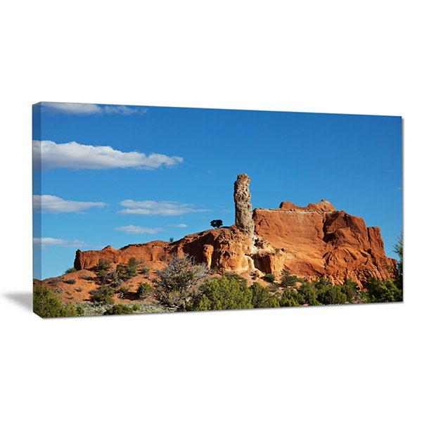 Designart Kodachrome State Park Usa Canvas Art