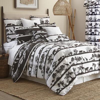 African Safari Comforter Set