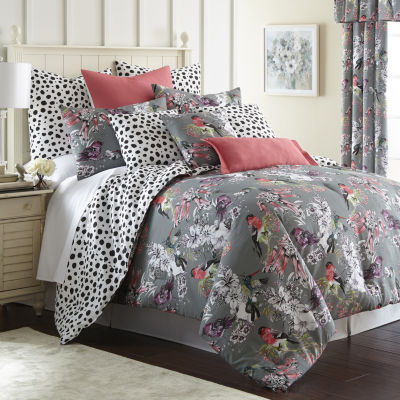 Birds In Bliss Comforter Set