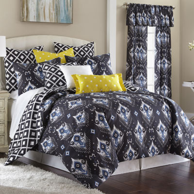 Blue Falls Comforter Set Reversible