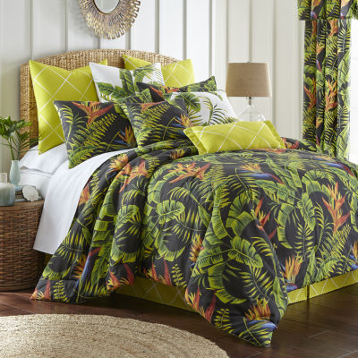 Flower Of Paradise Duvet Cover Set