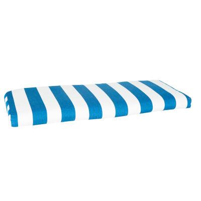 Cabana Sunbrella Indoor/Outdoor Bench 48in. Cushion