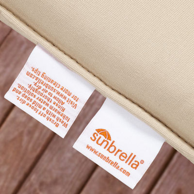 Merritt Sunbrella Indoor/Outdoor Bench Cushion