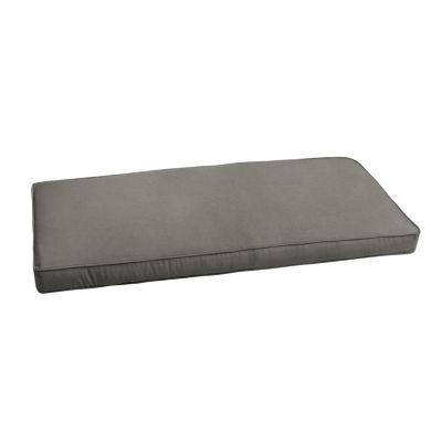 Quinn Sunbrella Indoor/Outdoor Bench Cushion