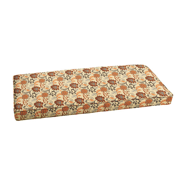 Sterling Sunbrella Indoor/Outdoor Bench Cushion